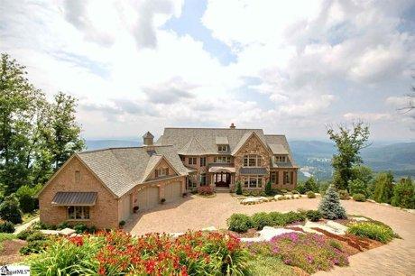 Cliffs Communities Luxury Homes for Sale