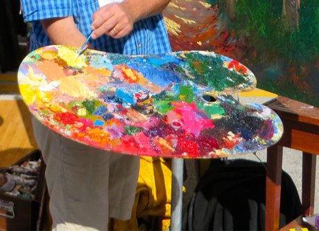 Local Artist Being Sought For Bellbrook Natural Art Festival