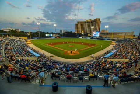 MGM Park Biloxi Home of the Biloxi Shuckers Baseball Team
