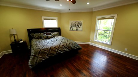 Loma Linda master bedroom
