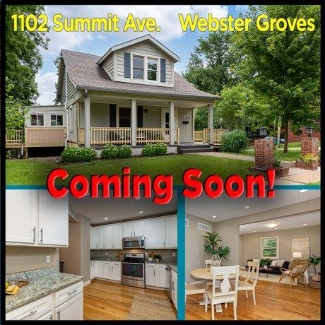 1102 Summit Webster Groves for sale