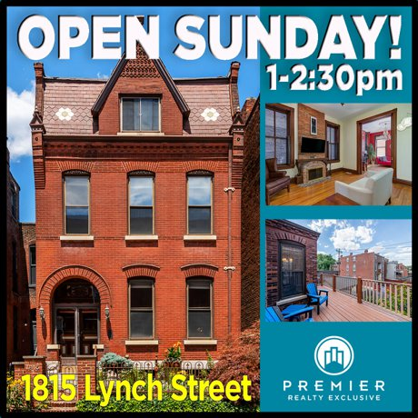 Open Sunday July 11th 1815 Lynch Street
