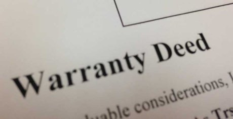 Missouri Warranty Deed