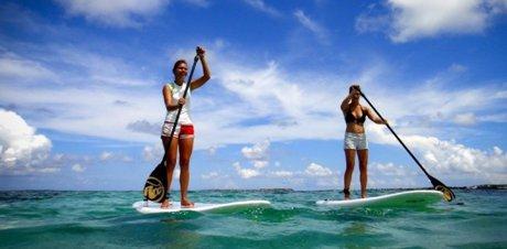 Myrtle Beach Paddleboarding