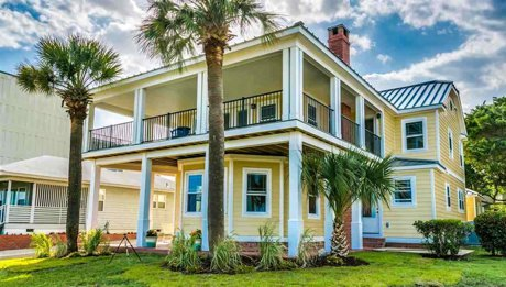 Myrtle Beach Oceanfont Homes For Sale