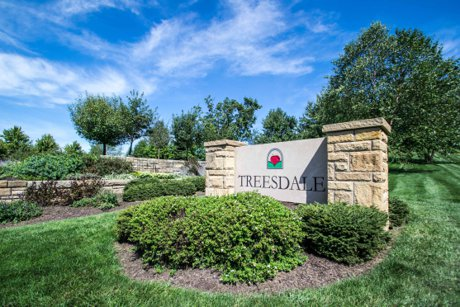 Treesdale - Located in Pine Township and Adams Township is a