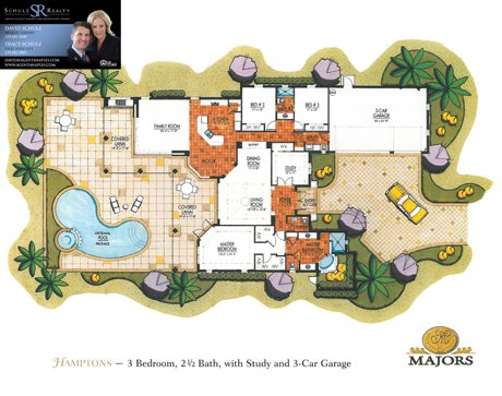Hamptons Floorplan
