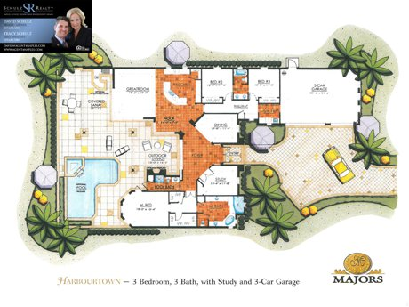 Harbourtown Floorplan