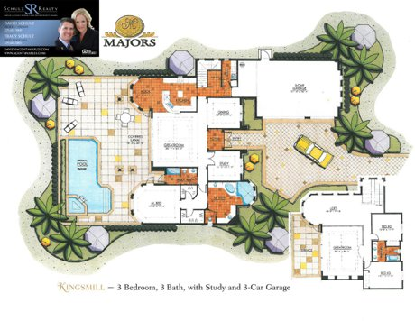 Kingsmill Floorplan