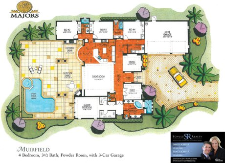Muirfield Floorplan