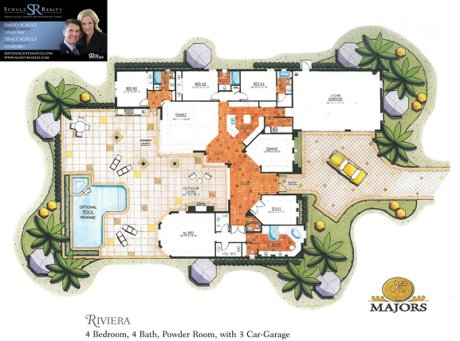 Riviera Floorplan