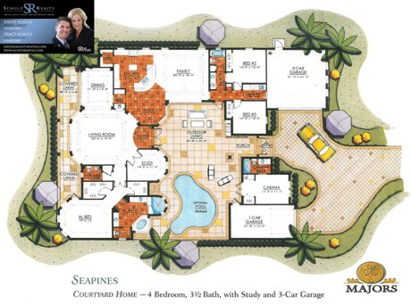 Seapines Floorplan