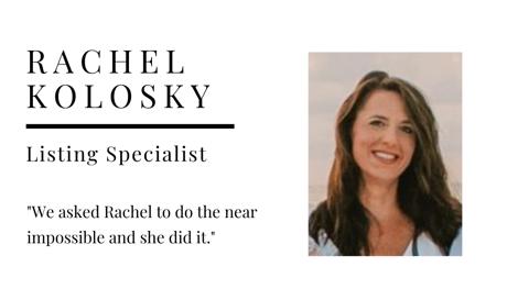 Rachel Kolosky