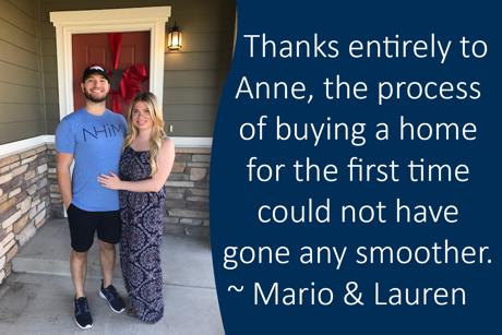 Mario and Lauren Client Story