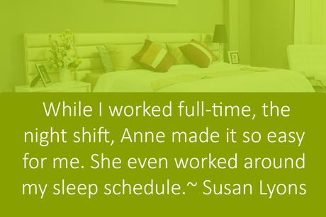 Susan Client Story