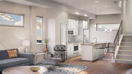 3028 W 19 Row Home
