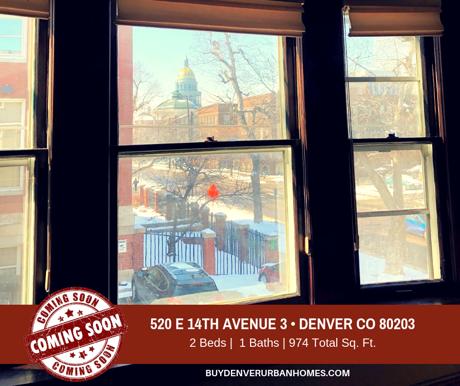 520 E 14TH Avenue 3 Denver CO 80203
