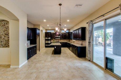 3147 E Athena Gilbert AZ - kitchen