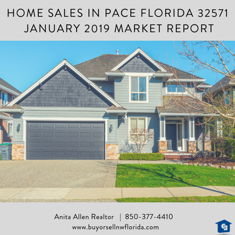 Pace Real Estate Market Report - January 2019