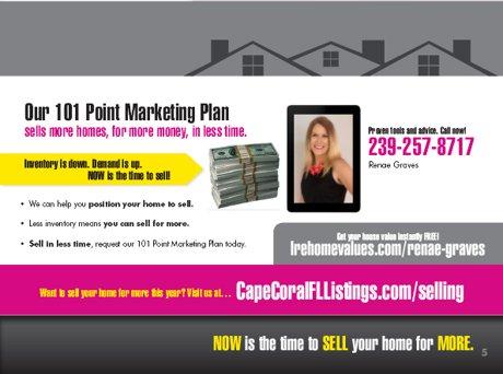 Cape Coral FL Listings 101 Marketing Plan
