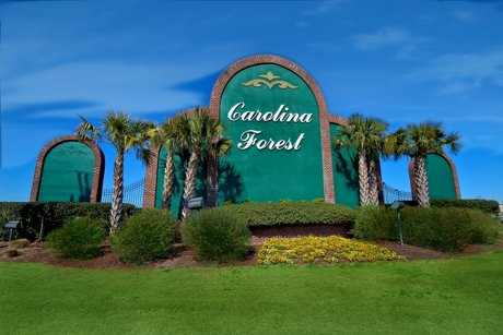 Carolina Forest Is One Of The Fastest Growing Communities In Myrtle Beach Area It Located Just Outside City Yet Still