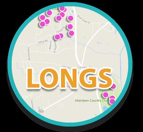 Longs Advanced Map Search