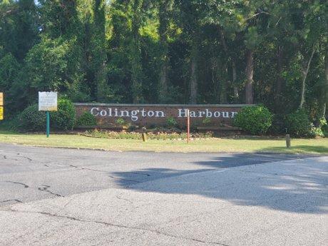 Colington Harbour Entrance