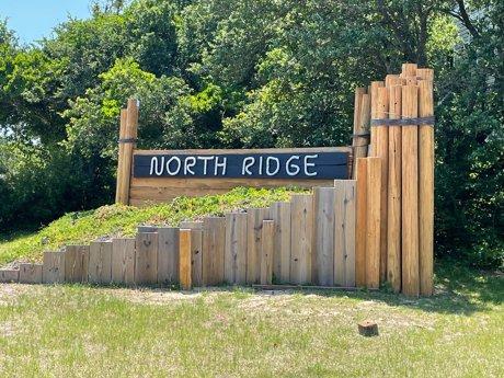 North Ridge Entrance