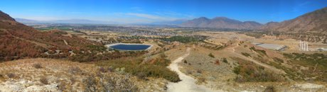 Spanish Fork From the Cross