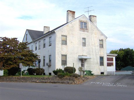 William Ballard Lenoir Home