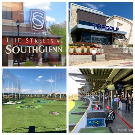 Centennial CO Shopping and Entertainment