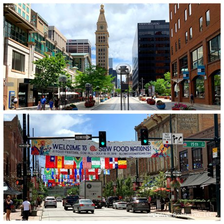 Downtown Denver CO Attractions