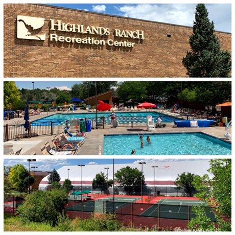 Highlands Ranch Recreation Center Highlands Ranch CO