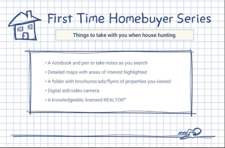 House Hunting Tips for First Time Home Buyers Denver Realty Pro, LLC