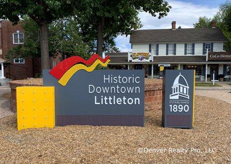 Historic Downtown Littleton, CO
