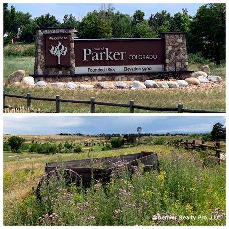 Parker CO Monument