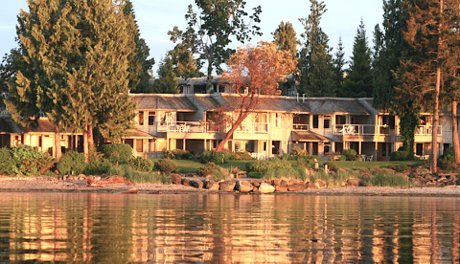 View Nanoose Bay Homes
