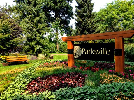 View Parksville Homes