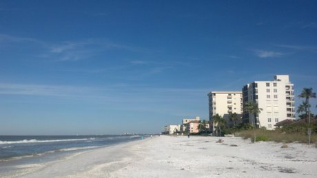Bonita Springs waterfront condominiums for sale.