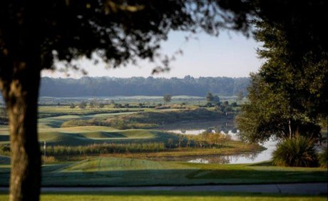 Redtail Golf Club in Sorrento Florida