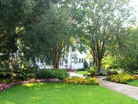 Leu Gardens in Orlando Florida