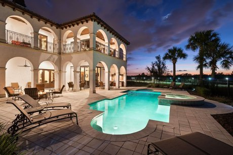 Orlando Vacation Homes for Sale with private pool