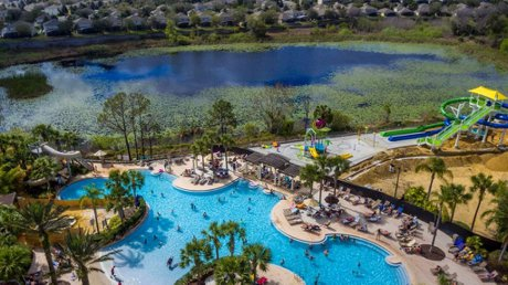 Orlando Vacation Home Water Parks