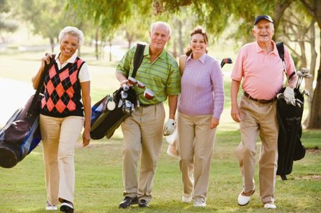 Florida Active Adult Communities with Golf Courses