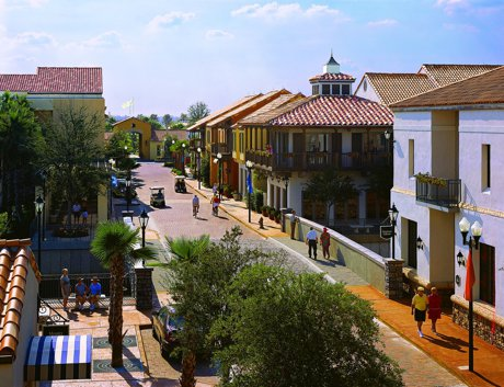 Solivita Active Adult Community in Polk County Florida