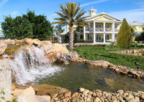 Bahama Bay Lobby and Clubhouse