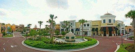 Winter Garden Village Shopping Plaza