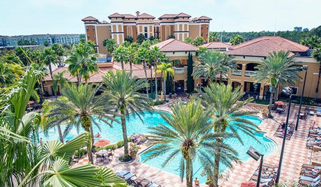 Floridays Resort near Disney World