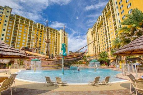 Lake Buena Vista Resort near Disney World