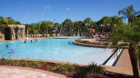 Paradise Palms Resort near Disney World